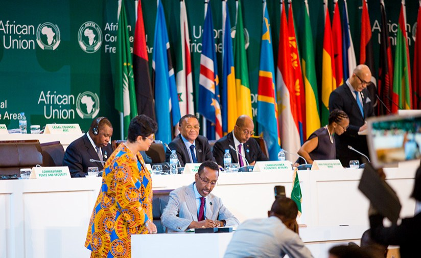 27 African States Sign Treaty for Free Movement of People