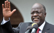 Magufuli Sacks Sanitation Boss, Dissolves Board