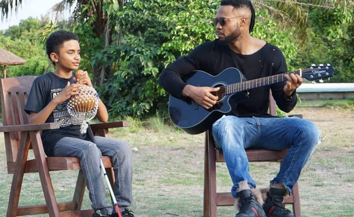 Liberia: Flavour On Why He Adopted Semah G  Weifur - allAfrica com