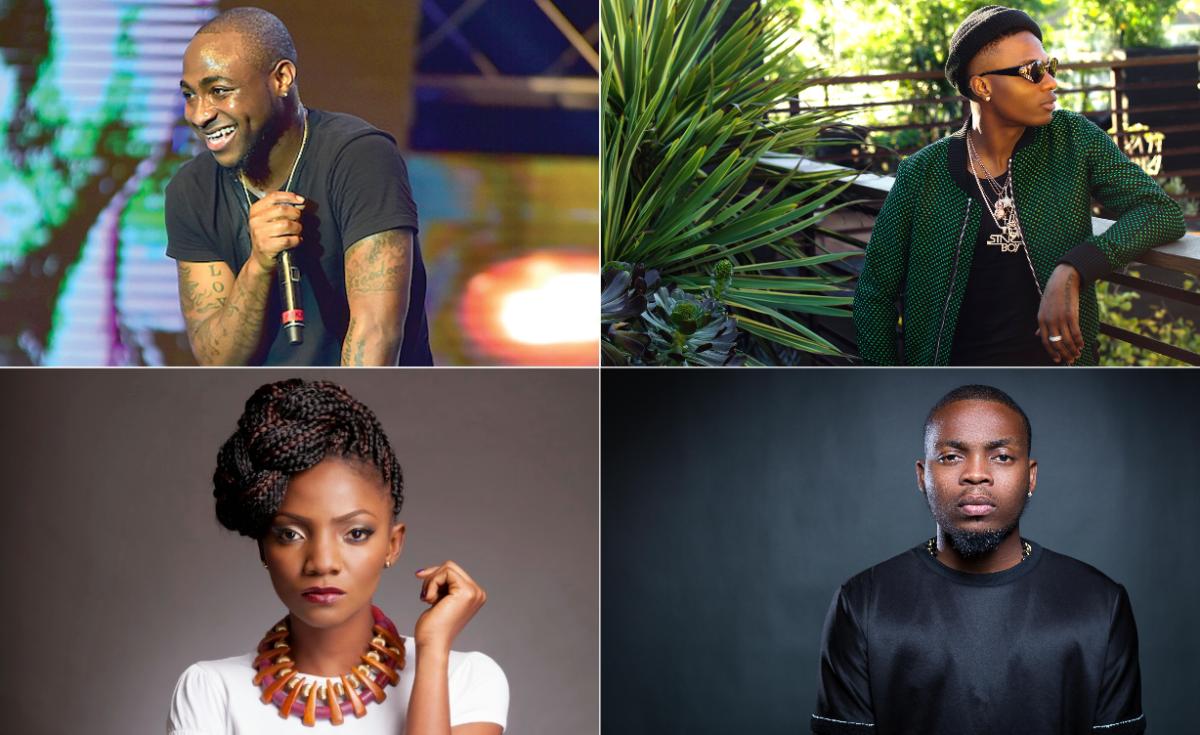 Nigeria: Davido, Wizkid, Olamide Top Headies Award Nominee
