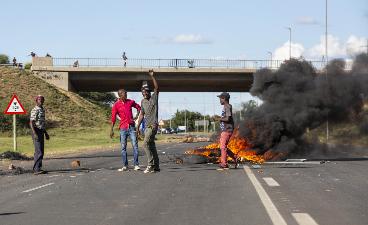 South Africa: Teen Killed in North West Protests
