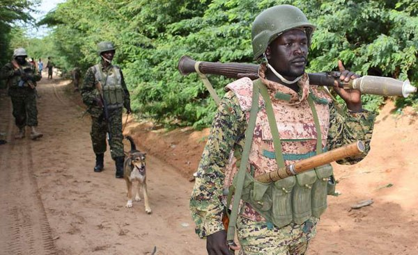 Kenya: About 1800 Amisom Soldiers Killed in Al-Shabaab War, New Report Shows