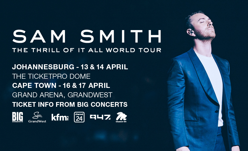 Discovery Sport 2019 >> South Africa: Sam Smith Coming to South Africa in 2019 - allAfrica.com