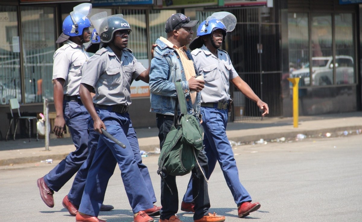 Zimbabwe: Stay Off Local Politics, Police Warn Foreigners
