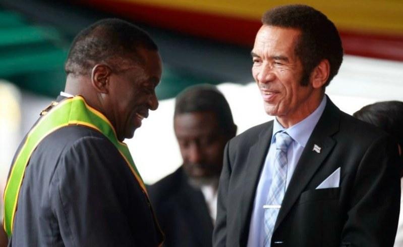 Zimbabwe: Ex-Botswana Leader Endorses #zimbabwelivesmatter, Urges Prayers for Suffering Zimbabweans
