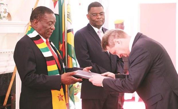 Zimbabwe: Mnangagwa Sanctions Excuse Is Nonsense - EU