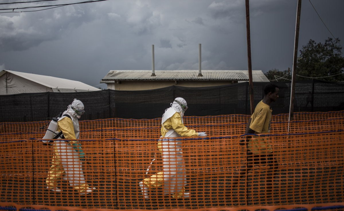 WHO Calls For Urgent Push to End Ebola Outbreak