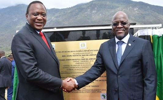 Kenya: Odinga's Role in Budding Kenyatta-Magufuli Bromance