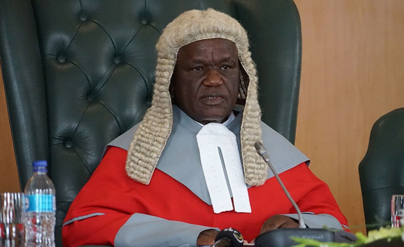 Zimbabwe: Chief Justice Malaba Pleads for Constructive Criticism