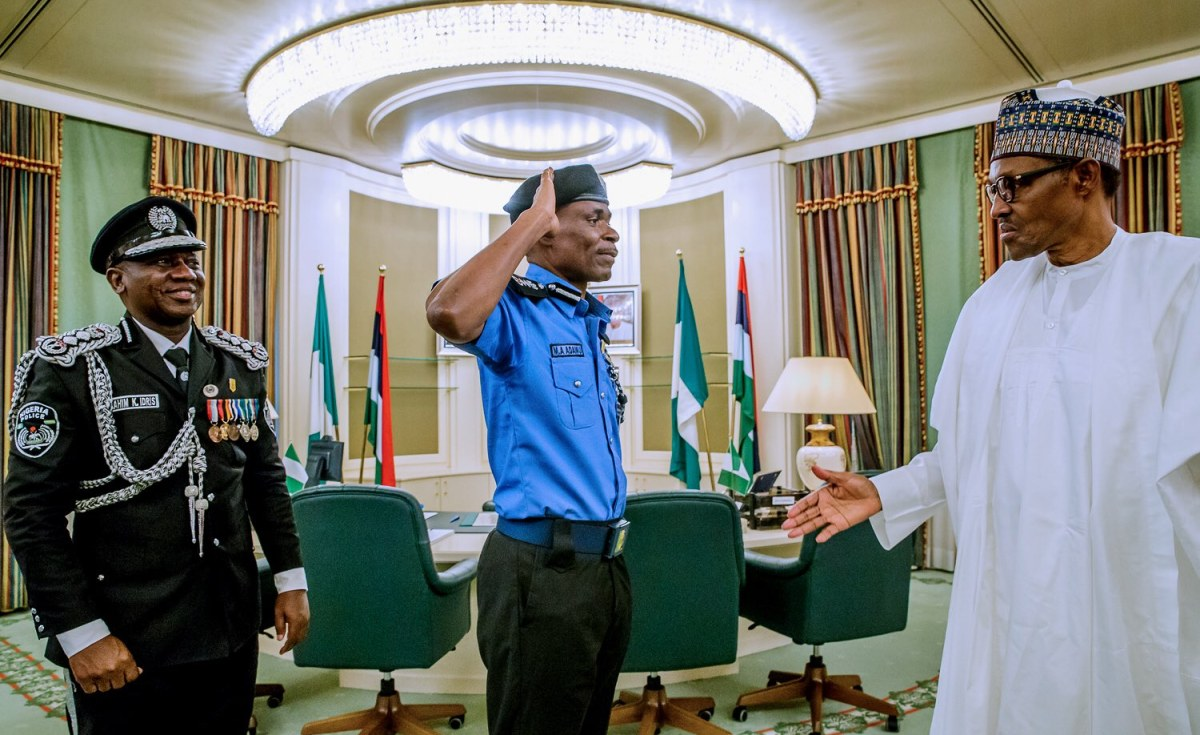 Nigeria: What We Discussed With Buhari - Security Chiefs
