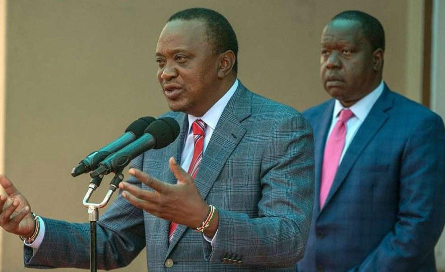 Kenya: Kenyatta Hands Matiang'i More Power for Second Time This Year