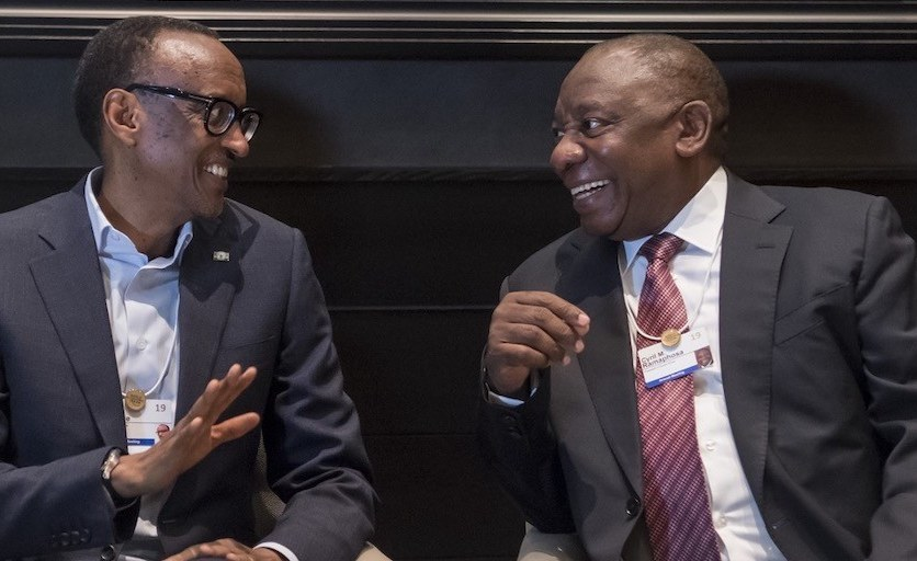 Africa: No, Kagame Did Not Call For South Africa to Be Expelled From AU