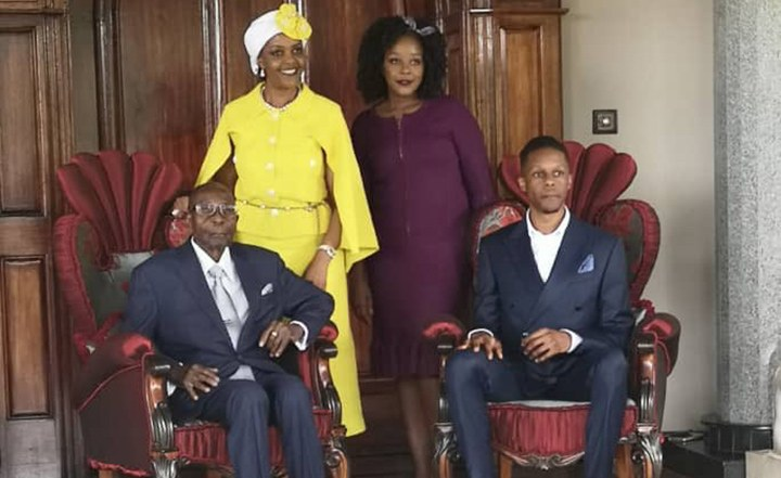 Zimbabwe: Mugabe Children Thank Government