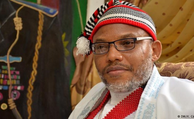 Biafra Leader Leader Backs Trump On COVID-19 Stand Against China and Bill Gates