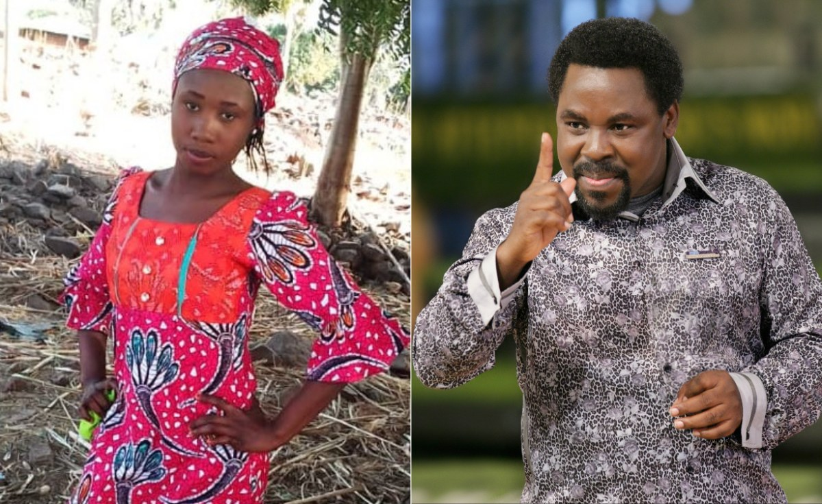 Nigeria: Leah Sharibu - TB Joshua Calls for Three Days
