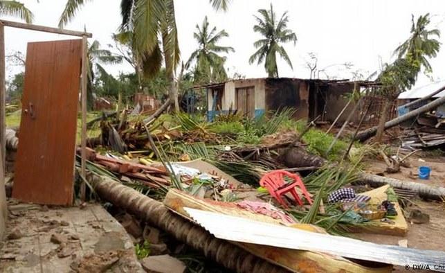 Nation Remembers Cyclone Idai Disaster