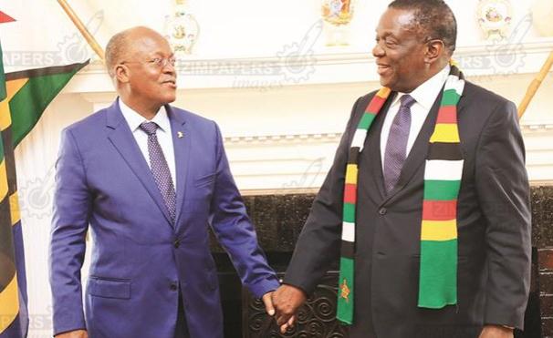 Zimbabwe: President Heads for SADC Summit