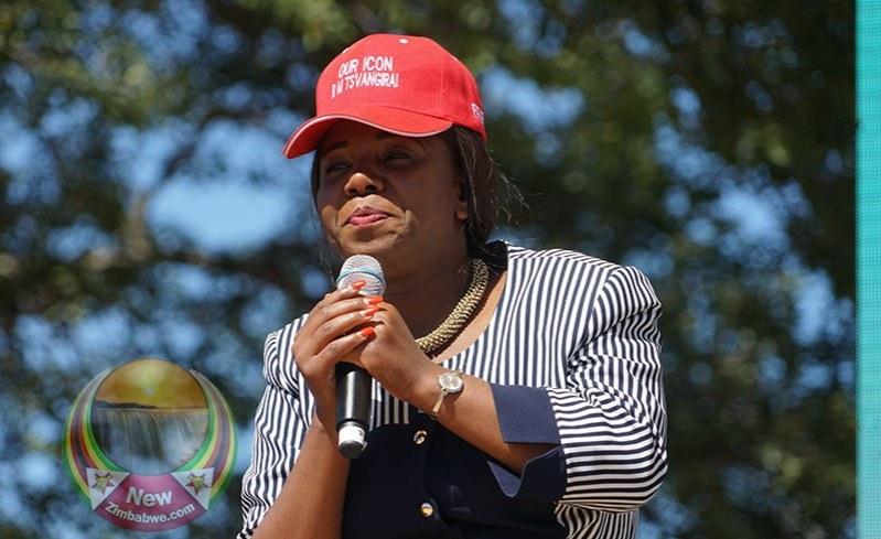 Mnangagwa Mourns Vimbai Tsvangirai