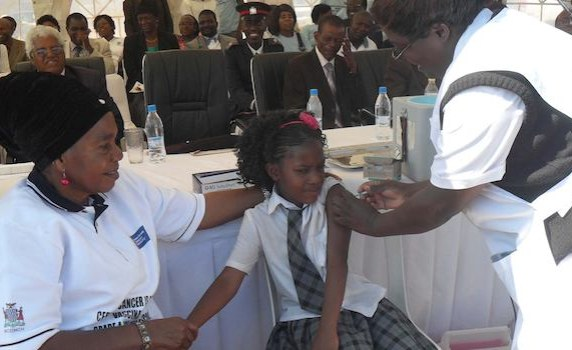 Kenya: Good News as Government Rolls Out Cervical Cancer Vaccination