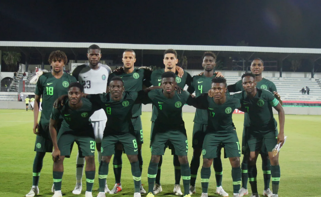 b98fb6ccbc8 Nigeria/Cameroon: Super Eagles to Tackle Cameroon in Afcon Round of ...