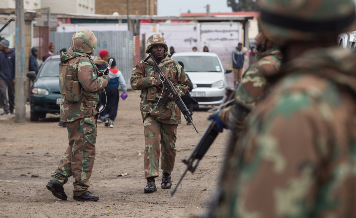South Africa: Measuring the Success of the Cape Flats Army Deployment