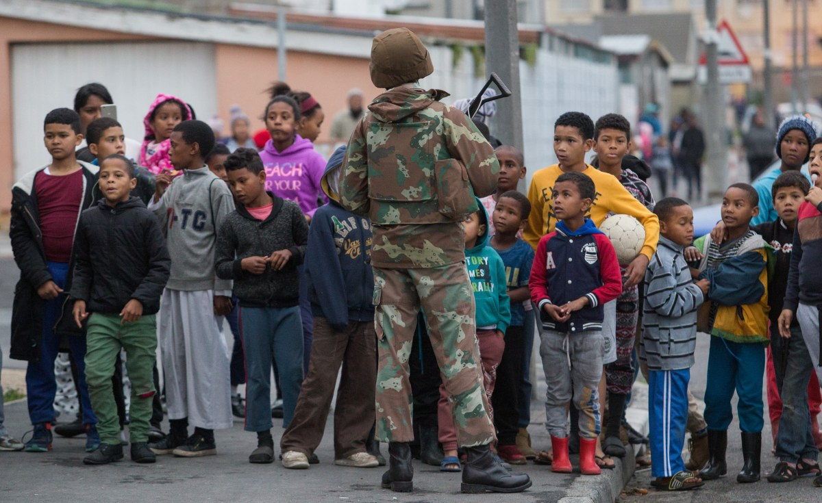 South Africa: Army 'Becoming Tourists On the Cape Flats', Say Some Cpfs As Deployment Is Extended