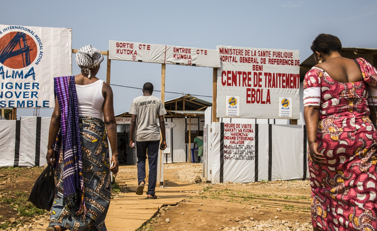 Congo-Kinshasa: Ebola's Spread to New Area Shows Flawed Response - Aid...