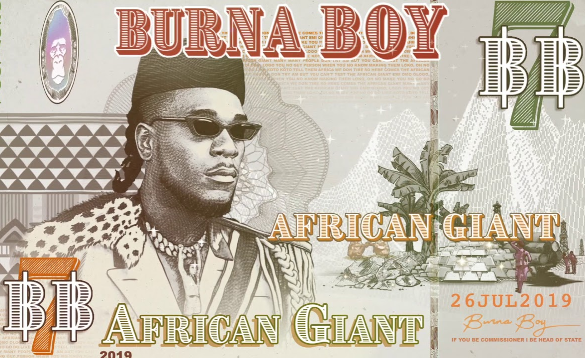 Nigeria: Burna Boy's African Giant Is Good Work but Is the Title Befitting?