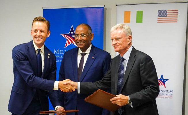 Millennium Challenge Corporation, Bechtel Infrastructure Corporation, and the Government of Côte d'Ivoire Launch New Strategic Collaboration