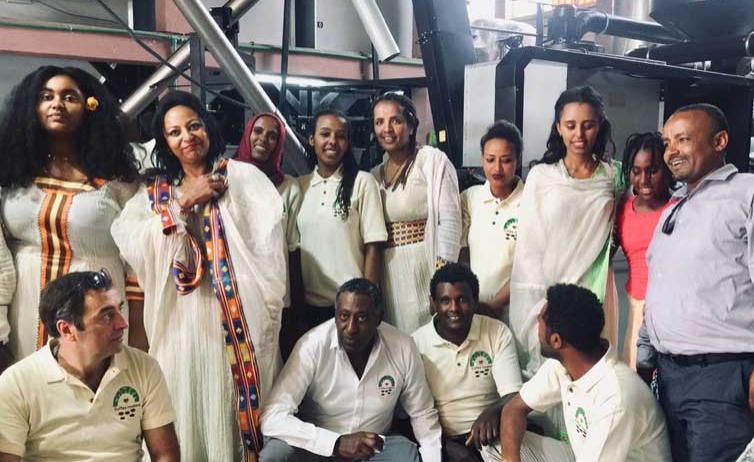 Ethiopia: Ex-Starbucks Staffer Opens Coffee Roaster Plant