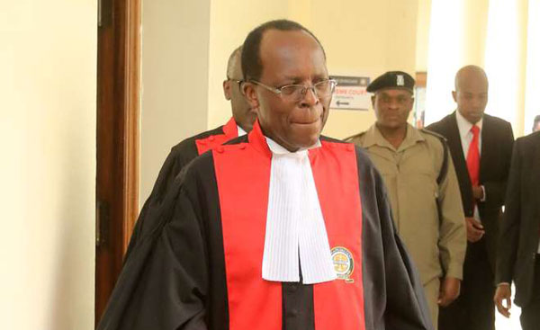 Kenya: President Kenyatta Lifts Justice Jackton Ojwang's Suspension