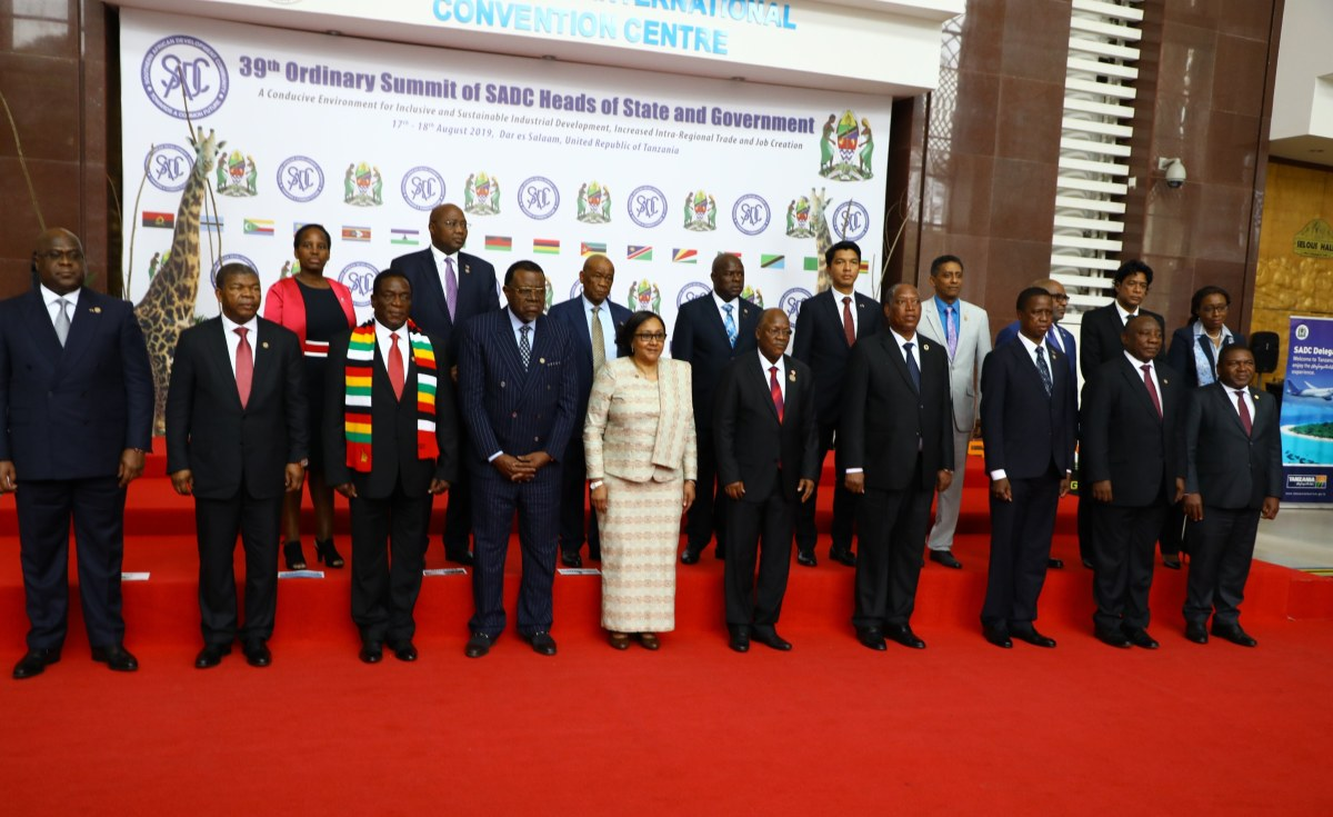 Southern Africa: SADC Declares Anti-Sanctions Day