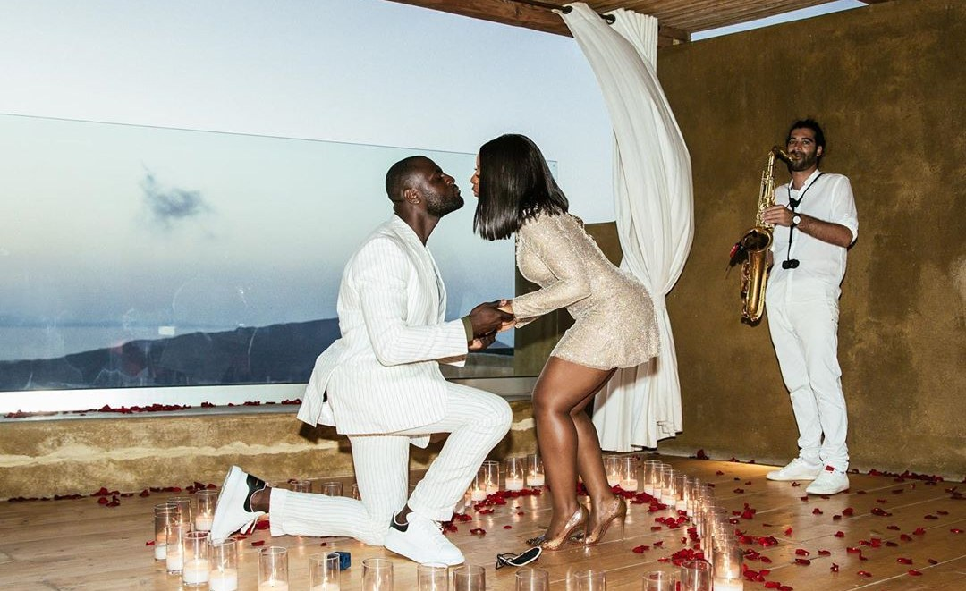 Nigeria: Jackie Aina Got Engaged and Her Ring is So Gorgeous!