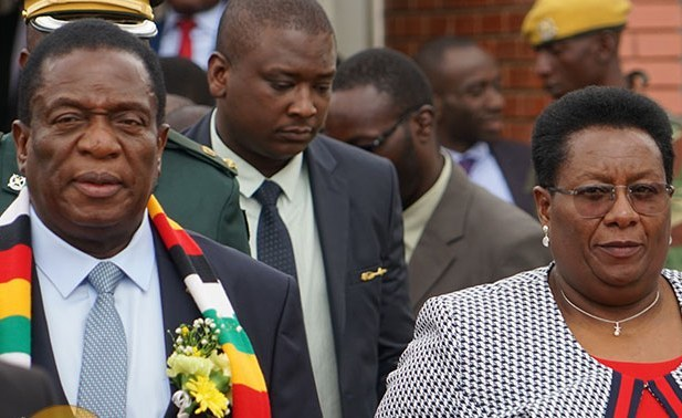 Zimbabwe: Mnangagwa and EU Envoy in Verbal Exchange