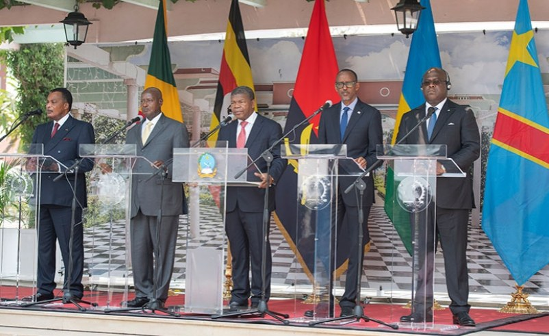 Rwanda, Uganda Agree to Mend Political, Trade Ties