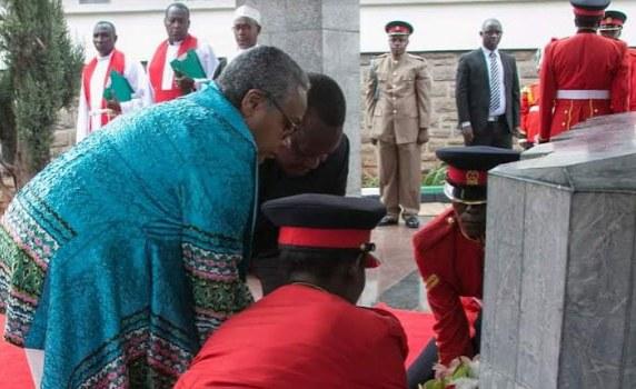 Kenya: Kenyatta Declares End to State Commemoration of Founding Leader Jomo Kenyatta