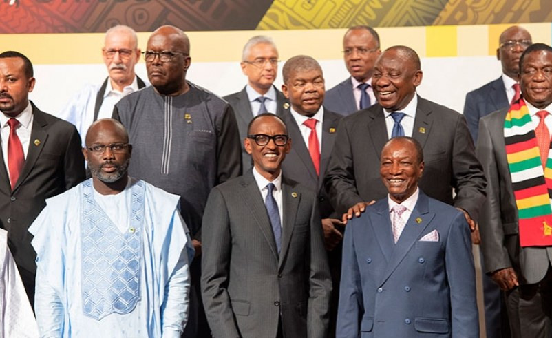 Kagame Emphasises Private Sector Role in Development
