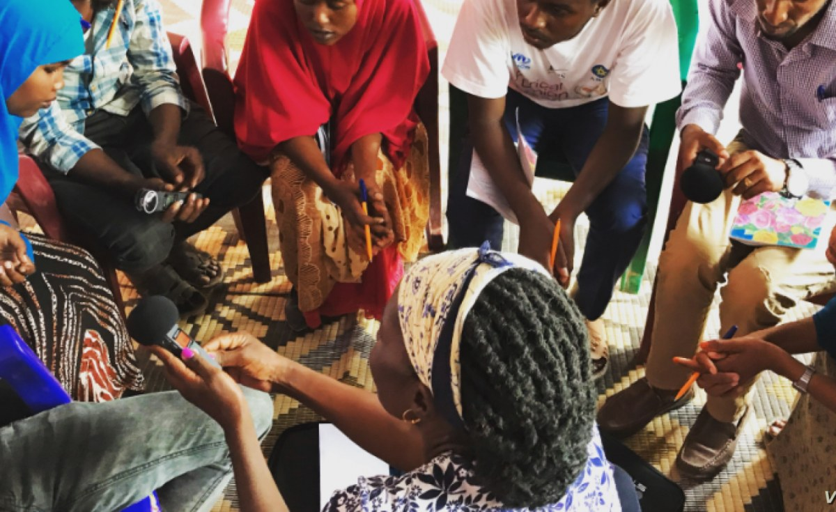 Ethiopia: New Tool to Quell Violence in Refugee Camps - Podcasts