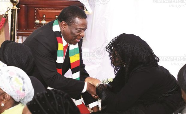 Zimbabwe: Mnangagwa Hints Harbouring No Grace Revenge Intentions