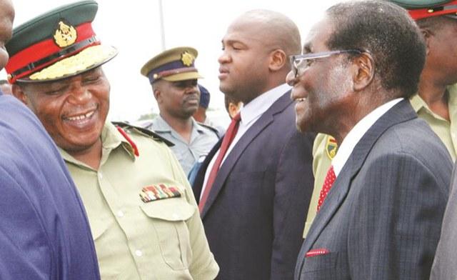 Zimbabwe: Mugabe Offered Chiwenga Presidency