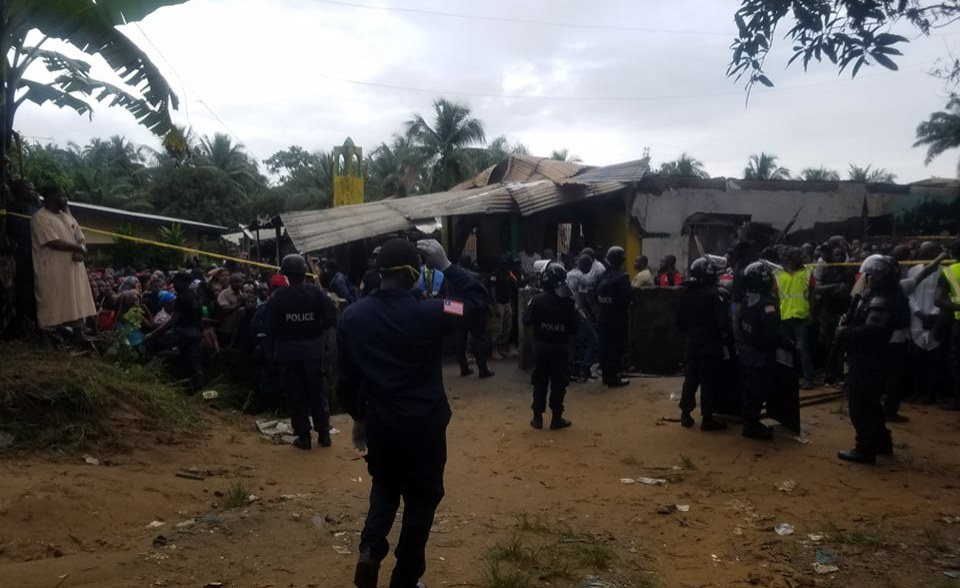 Fire Consumes 28 At Islamic School
