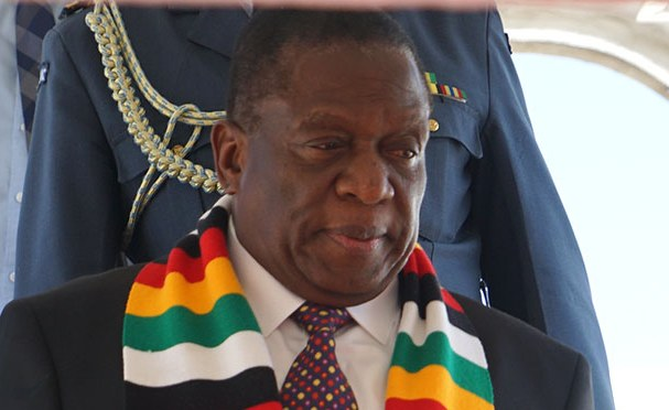 Zimbabwe: President Mnangagwa Faces Protests in New York