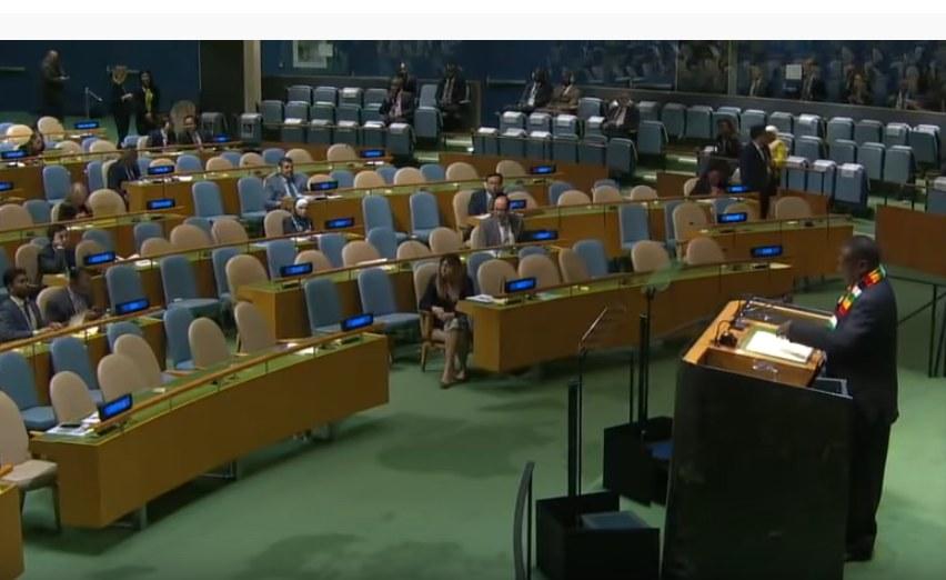 Zimbabwe: Opposition's Chamisa Mocks President's Address to 'Empty Chairs'