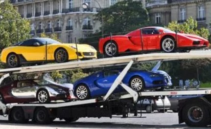 Equatorial Guinea: Vice President Loses 25 Top Luxury Cars to Auctioneers