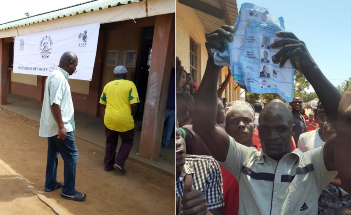 Mozambique: Polling Opens Normally, Mixed Turnout