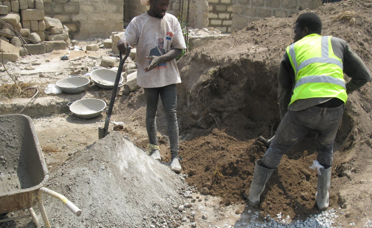 Construction Industry Is Lively but Needs Regulation