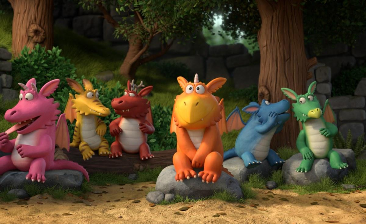 South Africa: Animated Short Film `Zog` Up for International Emmy
