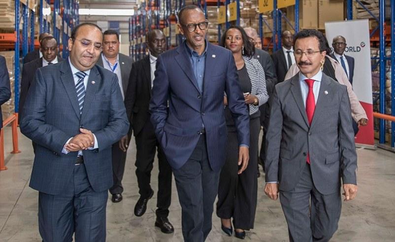 Govt Targets Share of Africa's Logistics Market