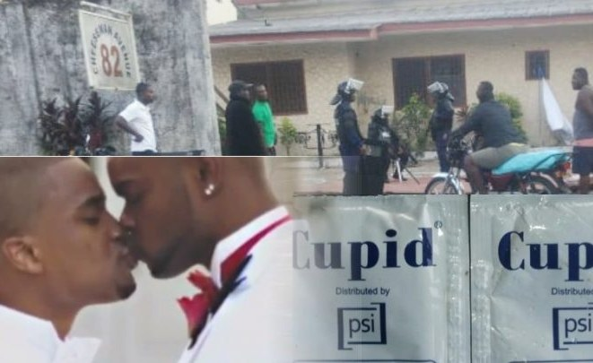 Liberia: Violent Clashes At Gay Party