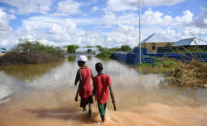 Somalia: Weather and War - How Climate Shocks Are Compounding Country's Problems